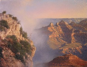 MISTY CLIFF GRAND CANYON